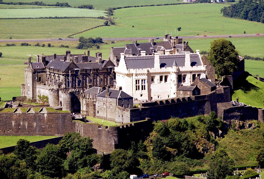 Замок Стёрлинг – родовое поместье Стюартов